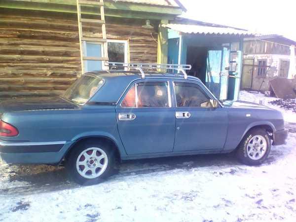 ГАЗ 3110 Волга, 2002 год, 45 000 руб.