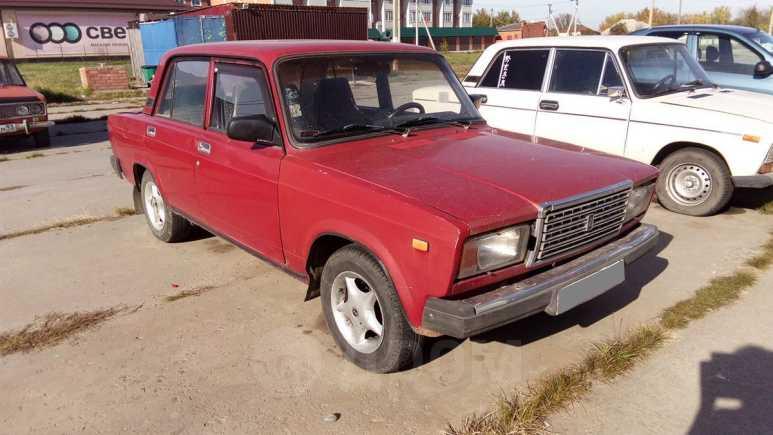 Лада 2107, 1996 год, 45 000 руб.