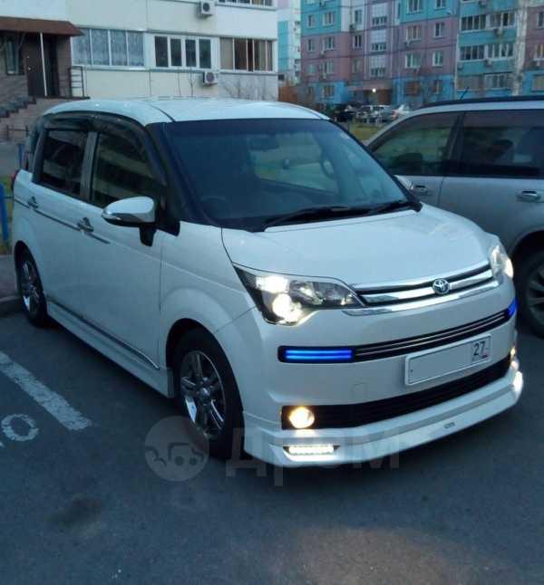 Toyota Spade, 2014 год, 739 000 руб.