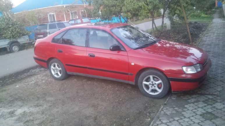 Toyota Carina E, 1995 год, 128 000 руб.