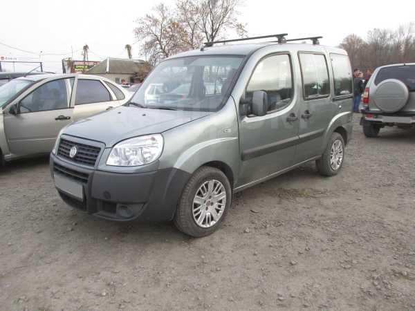 Fiat Doblo, 2009 год, 335 000 руб.