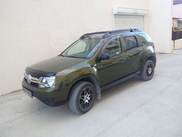 Renault Duster, 2016 год, 780 000 руб.