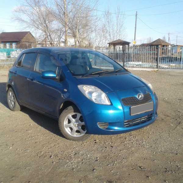 Toyota Vitz, 2007 год, 325 000 руб.