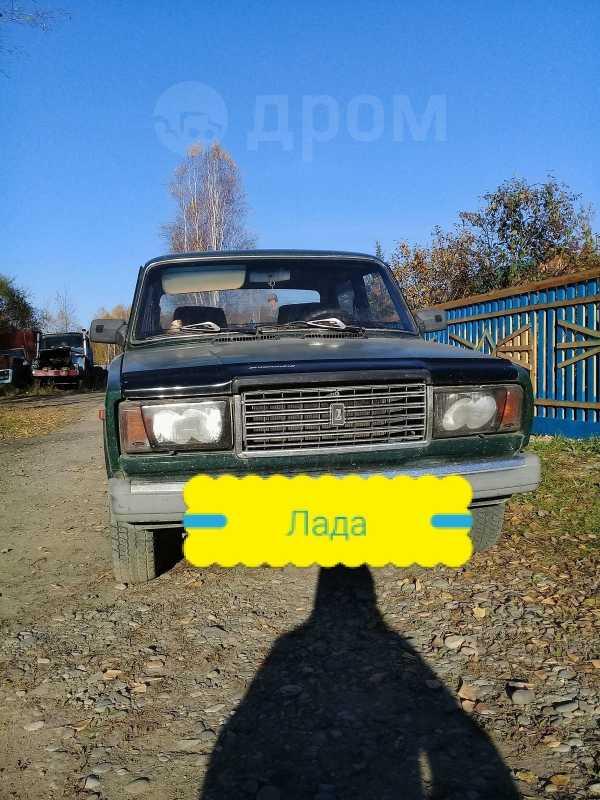 Лада 2107, 1997 год, 75 000 руб.