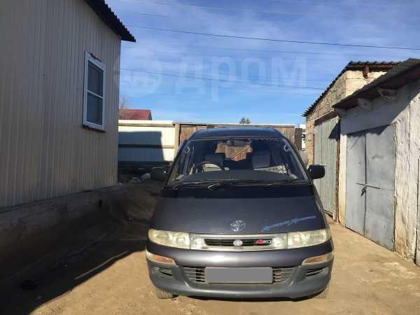 Toyota Estima Emina, 1992 год, 265 000 руб.