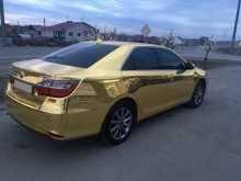 Челябинск Toyota Camry 2016