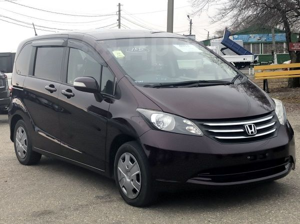 Honda Freed, 2011 год, 600 000 руб.