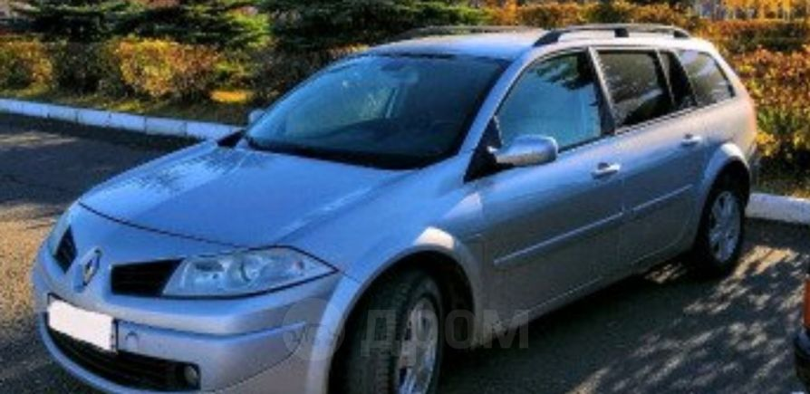 Renault Megane, 2007 год, 259 000 руб.