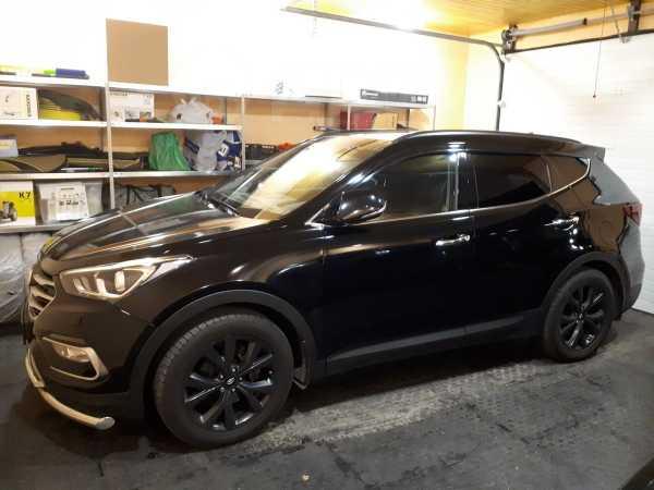 Hyundai Santa Fe, 2015 год, 1 900 000 руб.