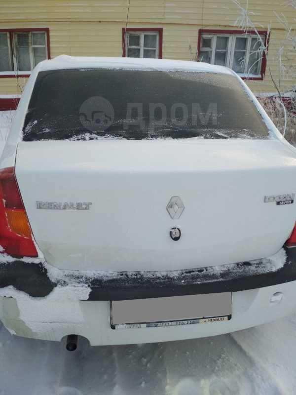 Renault Logan, 2008 год, 220 000 руб.