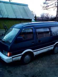 Черногорск Vanette 1989