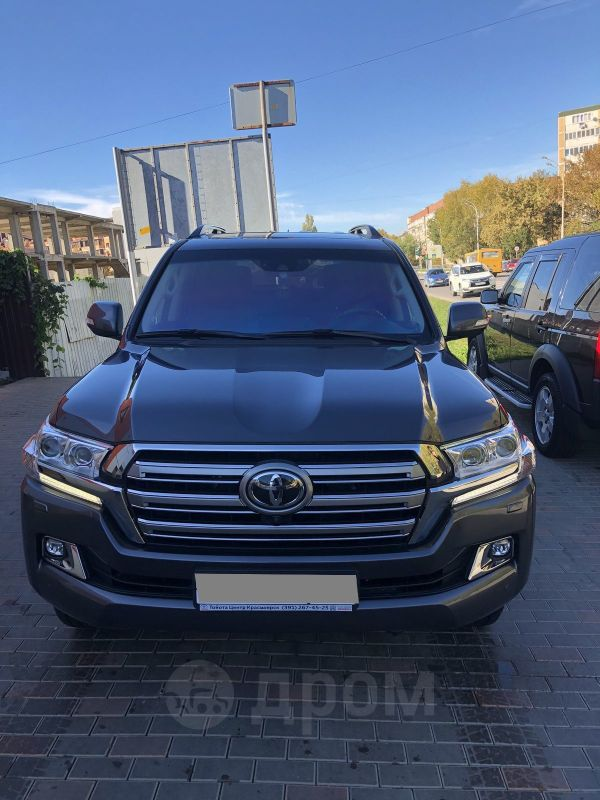 Toyota Land Cruiser, 2016 год, 4 300 000 руб.