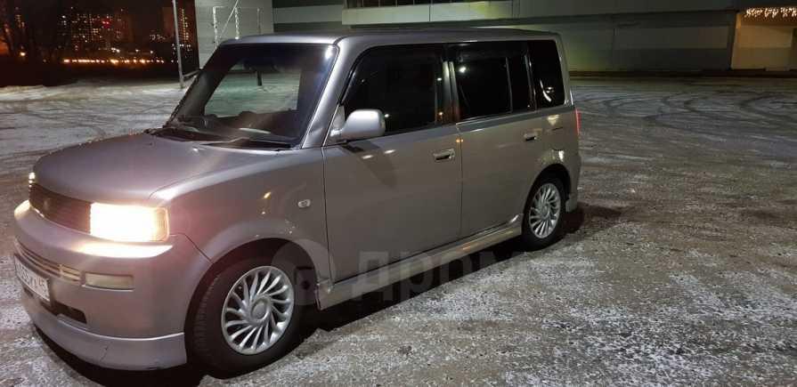 Toyota bB, 2000 год, 240 000 руб.