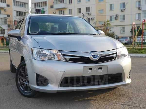 Toyota Corolla Axio, 2015 год, 829 000 руб.