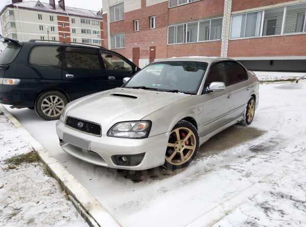 Subaru Legacy B4, 2000 год, 205 000 руб.