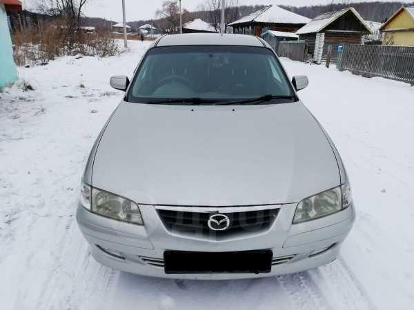 Mazda Capella, 2002 год, 200 000 руб.