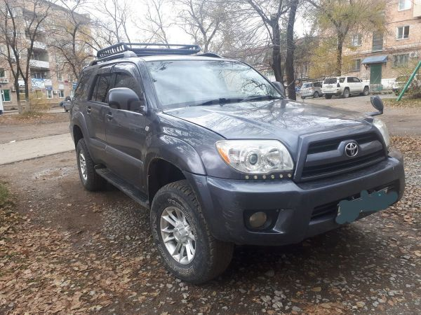 Toyota Hilux Surf, 2005 год, 1 000 000 руб.