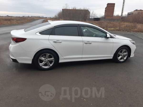 Hyundai Sonata, 2017 год, 1 489 900 руб.