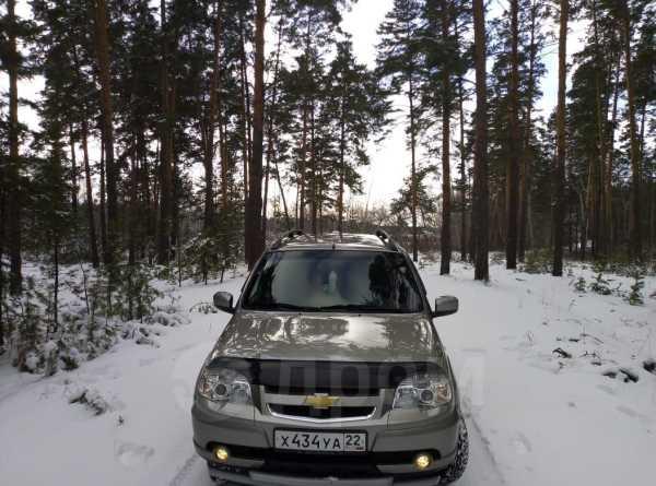 Chevrolet Niva, 2011 год, 383 000 руб.