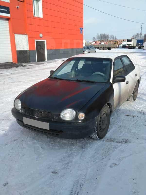 Toyota Corolla, 1998 год, 136 000 руб.