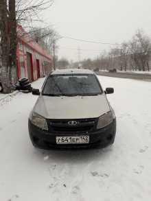 ВАЗ (Лада) Granta, 2014 г., Красноярск