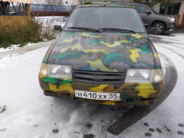 ИЖ 2126 Ода, 2003 год, 60 000 руб.