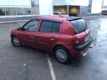 Renault Clio, 2004 г., Екатеринбург