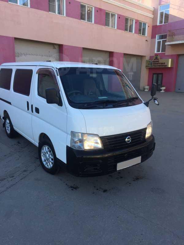 Nissan Caravan, 2003 год, 495 000 руб.