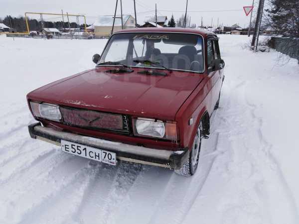 Лада 2105, 1995 год, 25 000 руб.