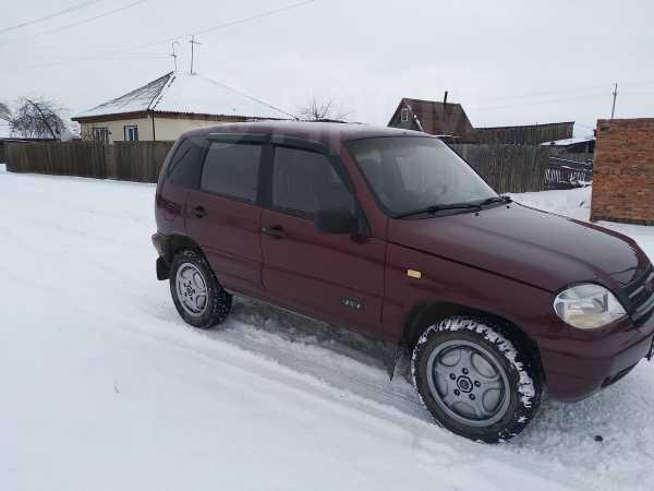 Chevrolet Niva, 2003 год, 230 000 руб.