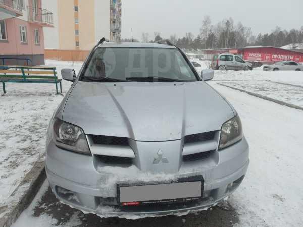 Mitsubishi Outlander, 2003 год, 330 000 руб.