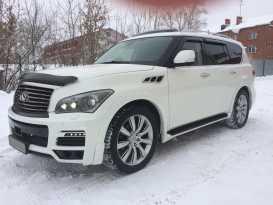 Новосибирск QX56 2012