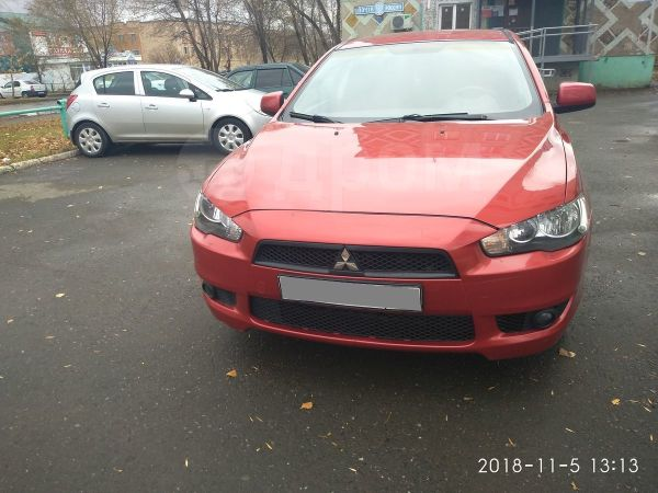 Mitsubishi Lancer, 2008 год, 375 000 руб.