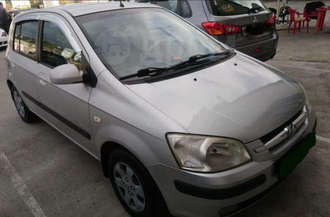 Hyundai Click, 2005 год, 230 000 руб.