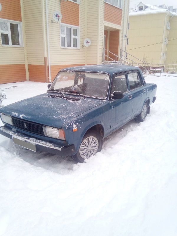 Лада 2105, 2007 год, 70 000 руб.