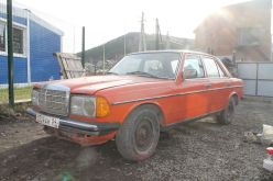 Горно-Алтайск Mercedes 1980