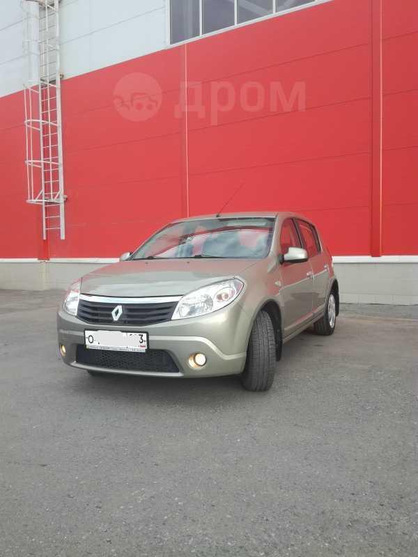 Renault Sandero, 2012 год, 395 000 руб.