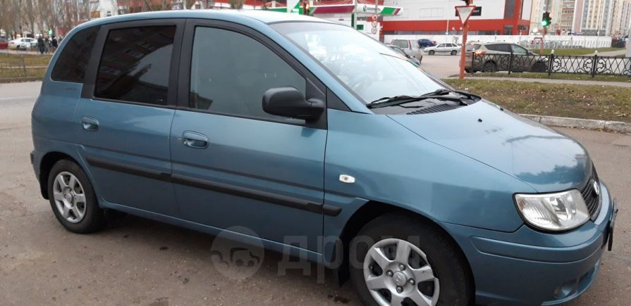 Hyundai Matrix, 2006 год, 260 000 руб.