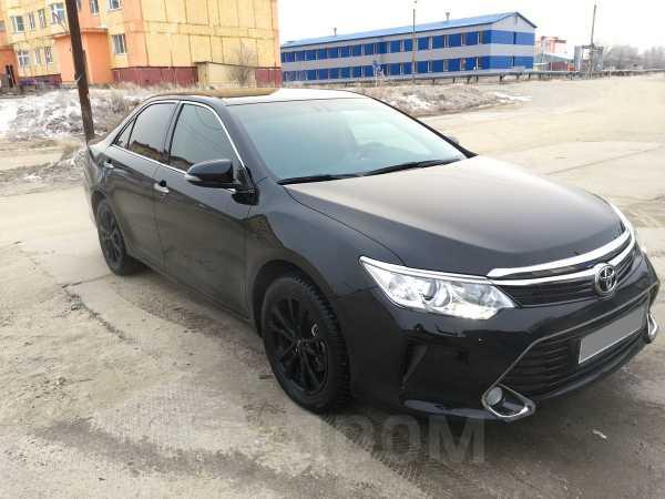 Toyota Camry, 2016 год, 1 599 000 руб.