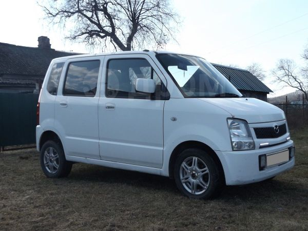 Mazda AZ-Wagon, 2008 год, 220 000 руб.