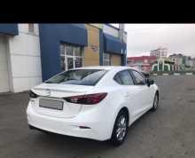Пятигорск Mazda3 2014