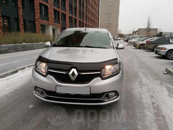 Renault Logan, 2015 год, 485 000 руб.