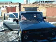 Лесосибирск 4x4 2131 Нива 2013