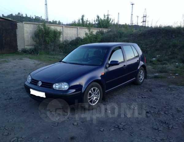 Volkswagen Golf, 1999 год, 210 000 руб.
