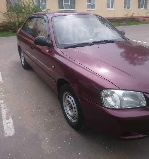 Hyundai Accent, 2009 год, 230 000 руб.