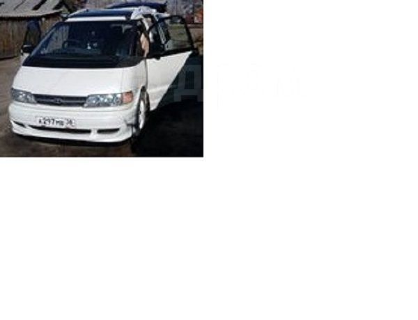 Toyota Estima, 1998 год, 300 000 руб.
