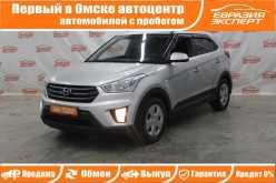 Hyundai Creta, 2016 г., Омск