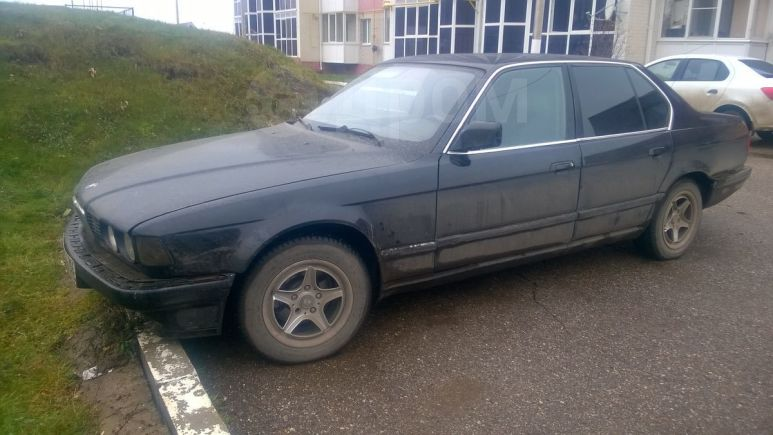 BMW 7-Series, 1992 год, 110 000 руб.