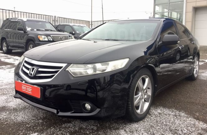 Honda Accord, 2012 год, 790 000 руб.