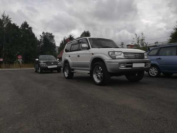 Toyota Land Cruiser Prado, 2000 год, 899 999 руб.
